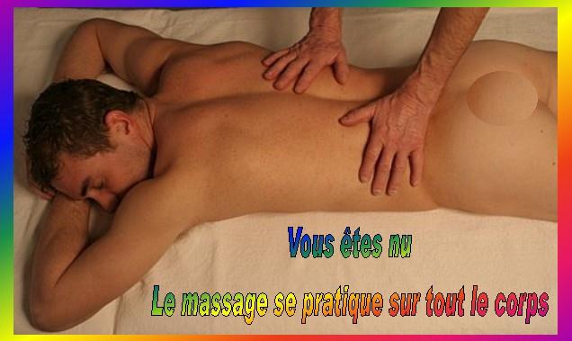 massage californien naturiste Cantal